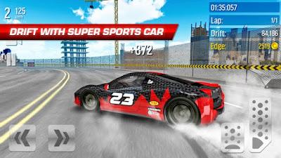 لعبة Drift Max Pro مود فري شوبينغ