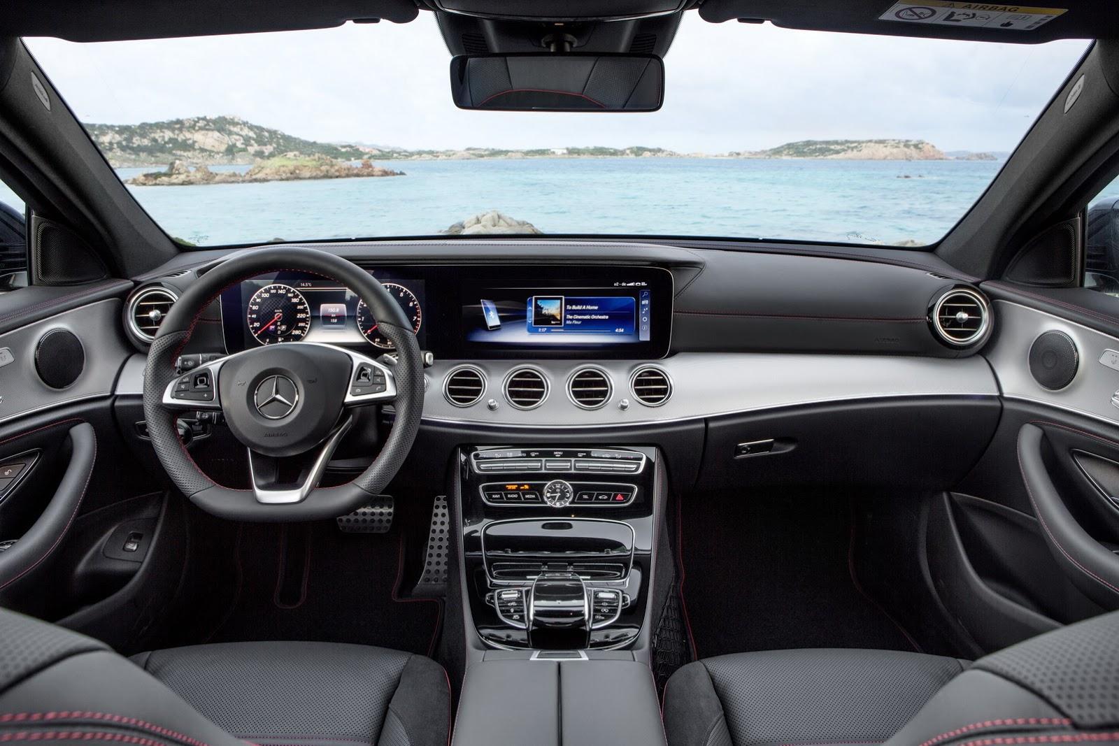 VWVortex.com - 2017 W213 Mercedes-Benz E-Class Estate lineup ...