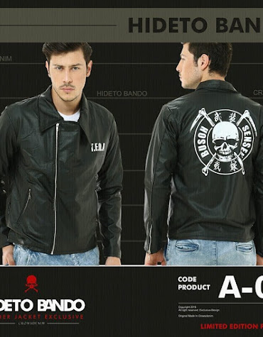 limited shoping a 3 leather jacket