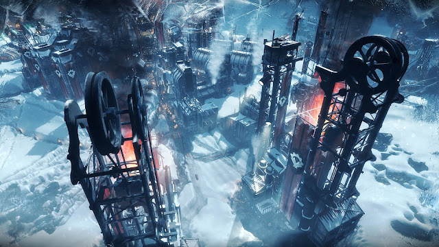 Frostpunk The Fall of Winterhome pc imagenes