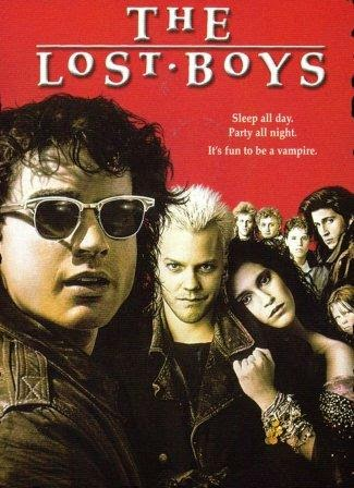 The lost boys, film