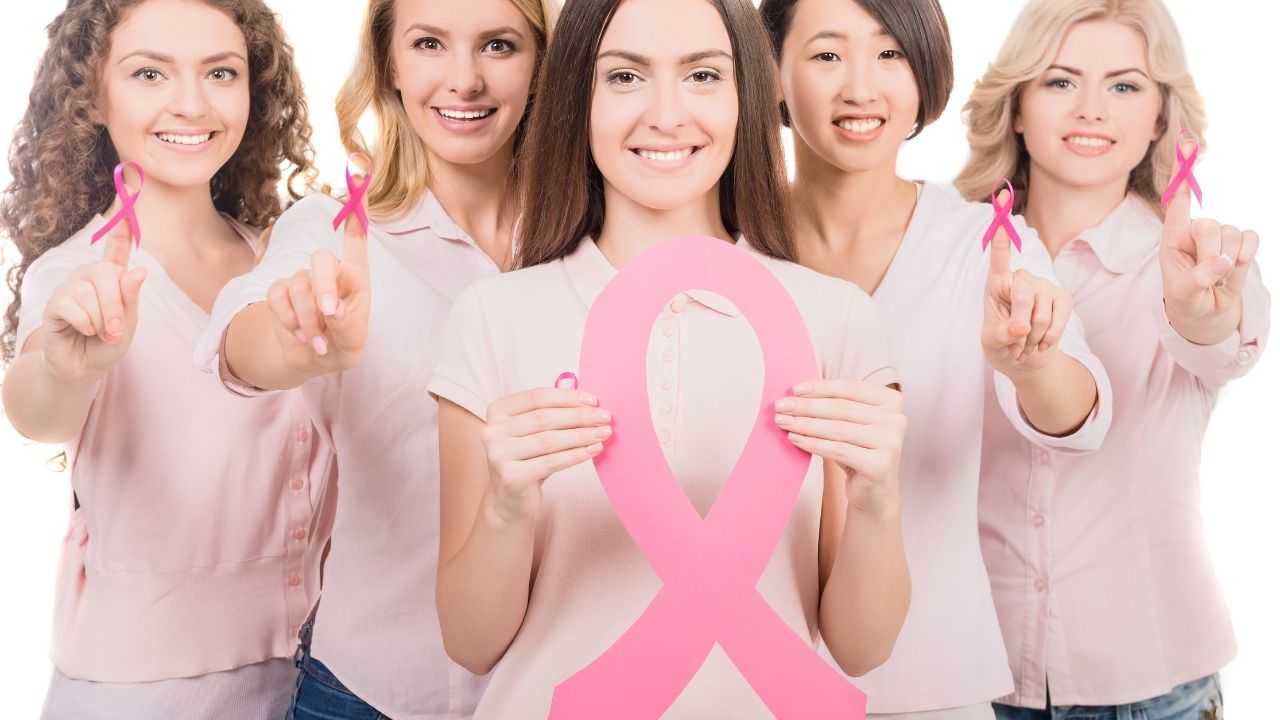 Breast cancer - Symptoms and causes