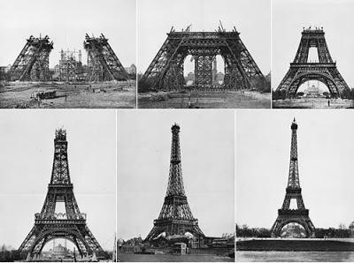 Construcci n de la torre eiffel 39 39 39 no lo se o si for Cuando se construyo la torre eiffel