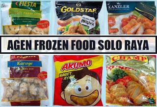 frozen food Karanganyar, Sukoharjo, Klaten, Sragen, Wonogiri Solo
