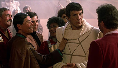 Star Trek 3 Search For Spock 1984 Image 5