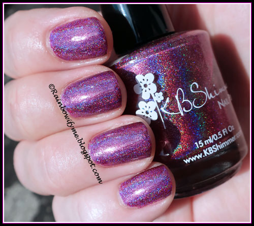 KBshimmer ~ Tall Pink of Water