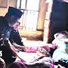 Jum'at Barakho Camat MappaturungK Jenguk Warga Lansia Yang Sudah Terbaring Lama