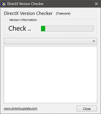 اسهل طريقة لمعرفة اصدار الدايركتس على الكمبيوتر الخاص بنا