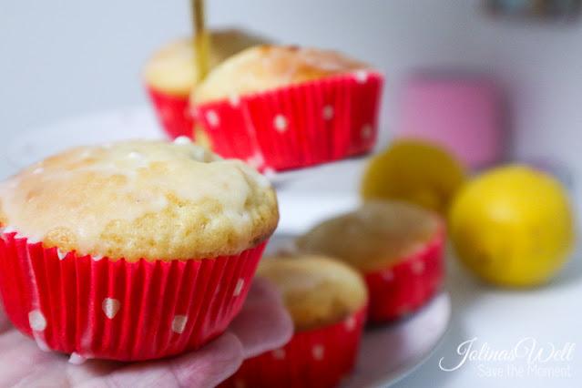 Zitronen Jogurt Muffins