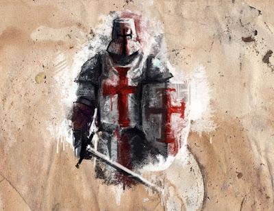 Sejarah Kelam para Templar pad amasa perang salib