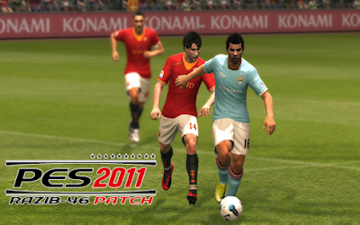 PES 2011 Razib-46 Patch 1.5 Season 2011/2012