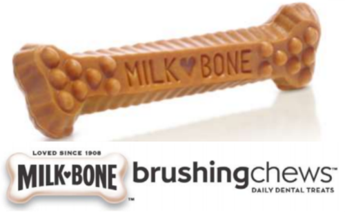#MilkBone Brushing Chews