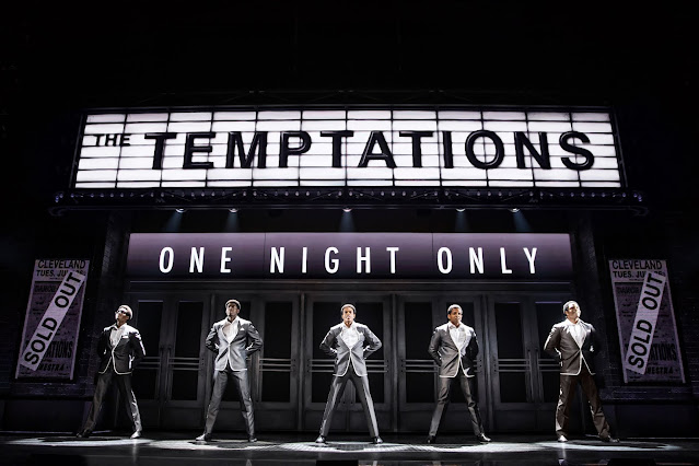 """""""AIN'T TOO PROUD — THE LIFE AND TIMES OF THE TEMPTATIONS"""" - BOX OFFICE OPENS TODAY AT 10:00 AM FOR"""