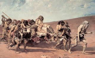 Como ninguém da semente de Caim sobreviveu ao dilúvio, nós todos somos a descendência de Sete, através de Noé e de seus filhos. Sendo assim, um período....