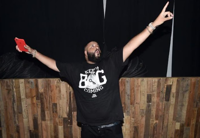 """DJ Khaled Lead As No-1 When It Comes To R&B Charts With """"Wild Thoughts"""""""