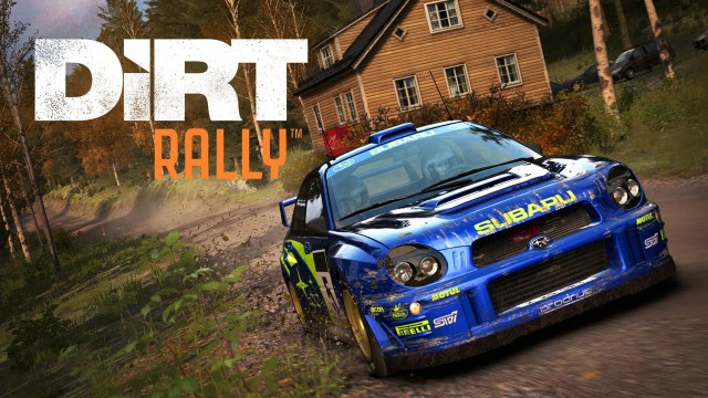 DiRT Rally v1.1-RELOADED