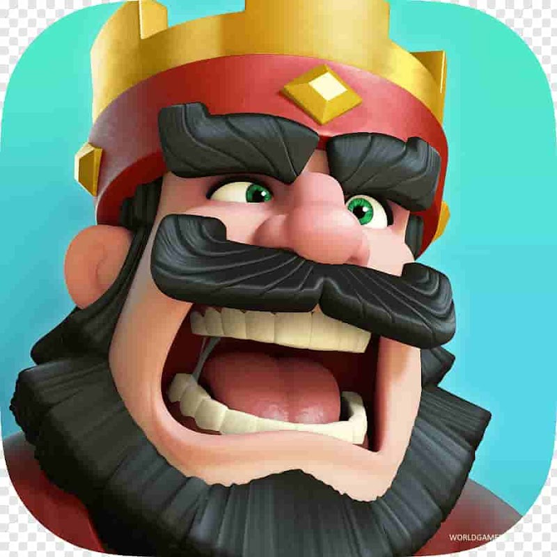 Clash of Royale Mod Apk (Unlimited Gems+Money) for Download
