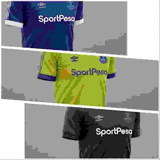 gambar render bocoran jersey everton musim 2020-2021 gambar ringan