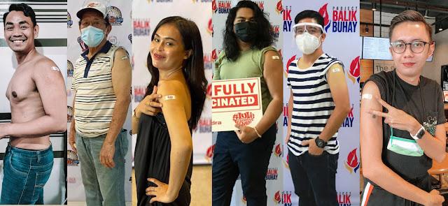 Fully Vaccinated Cebu Netizens