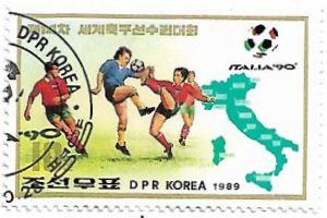 Selo Copa do Mundo FIFA de 1990