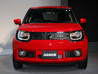 "Suzuki Batam,Suzuki Ignis Masuk Nominasi Mobil Terbaik Dunia ""World Car Of  The Year!"
