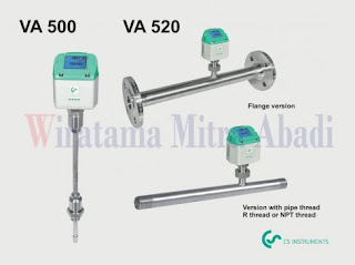 Insertion Mass Flow Meter CS VA 500/ VA 570