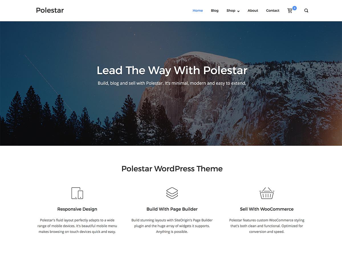 Tema WordPress Simple yang Saya Gunakan di Blog Ini