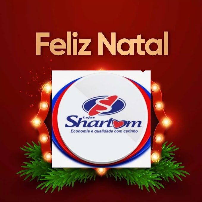 Aproveite as grandes promoções de fim de Ano e Natal da loja sharlom móveis