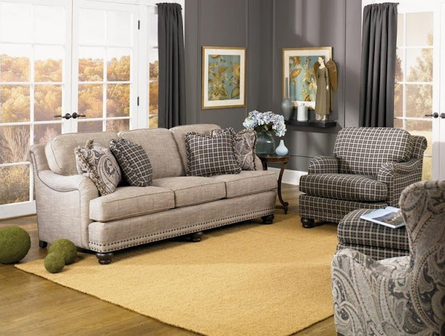 Model Sofa Minimalis Untuk Ruang Tamu Kecil