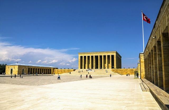 Ataturk Mausoleum Turki