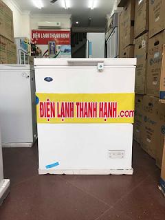 Tủ đông Sanden 150Lít SNH-0155S model 2019