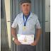 """Cabo Aldaci é condecorado com a honrosa medalha """"O GRANDE FOGO DA CAIÇARA"""" na cidade de Marcelino Vieira/RN"""