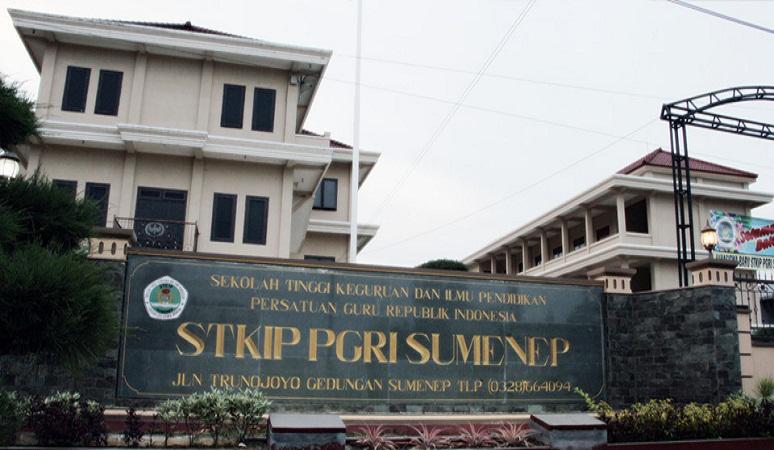 PENERIMAAN MAHASISWA BARU (STKIP PGRI SUMENEP) 2018-2019 SEKOLAH TINGGI KEGURUAN DAN ILMU PENDIDIKAN PGRI SUMENEP