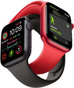 Apple Watch sporthorloge