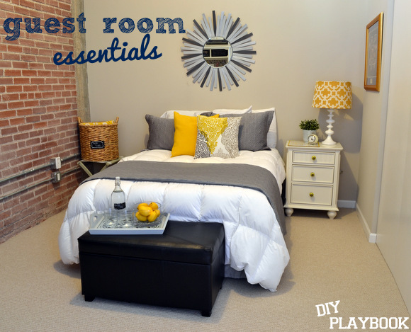 decorate a bedroom be our guest diy playbook 11374
