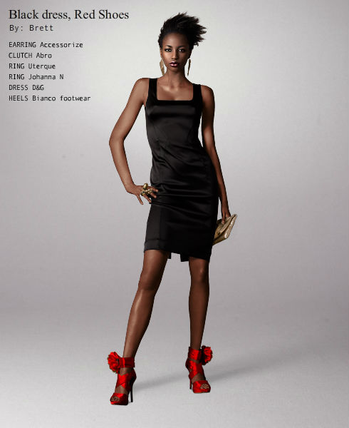 d90602d3277c What colour accessories should you pair with your LBD   red shoes ...