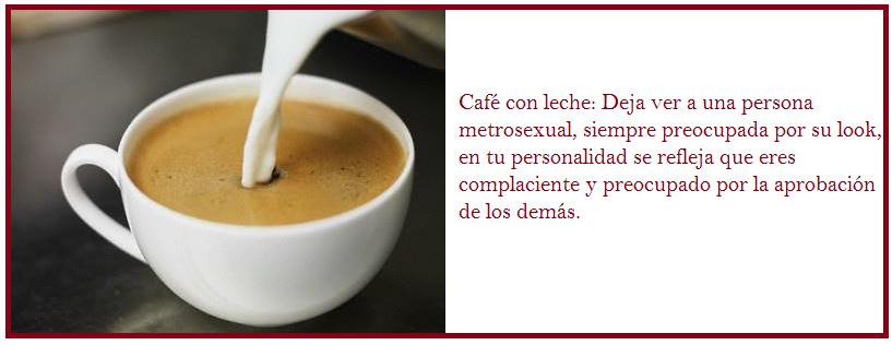 El Mundo Magíco de Caroly: UN CAFE