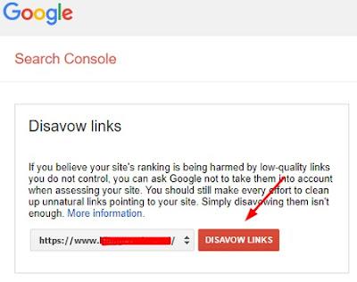 Cara membloki lalu lintas spam jingling