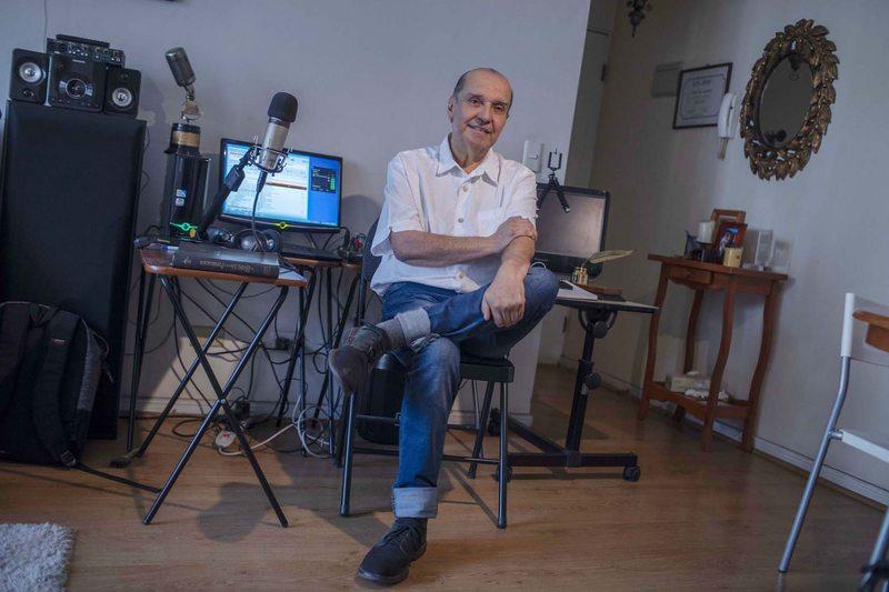 Patricio Frez volvió a la radio en medio de tratamiento por cáncer