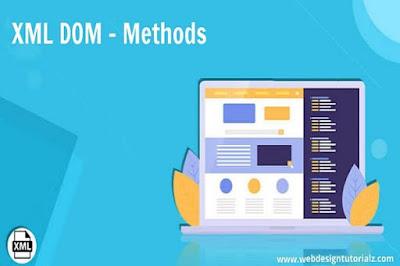 XML DOM - Methods