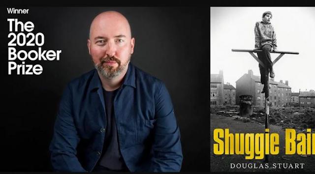 """الأدب: الكاتب الاسكتلندي دوغلاس ستيوارت يفوز بجائزة """"بوكر"""""""