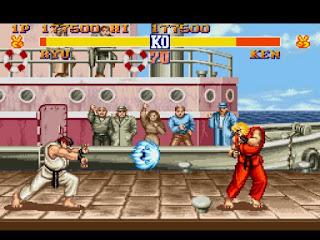 لعبة Street Fighter