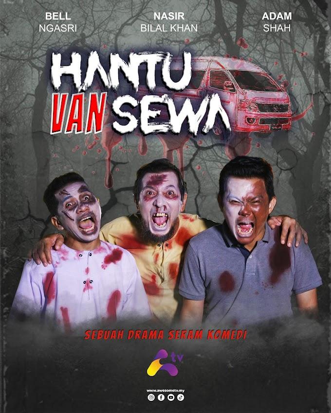 HANTU VAN SEWA