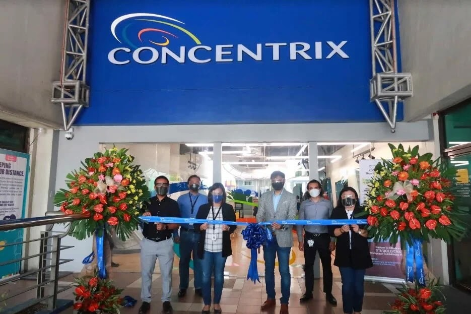 Concentrix PH Opens First Work-at-Home Facility