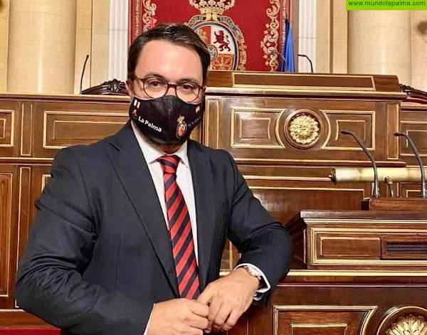 Antona pide responsabilidad al Gobierno de España  para mantener las fichas del POSEI