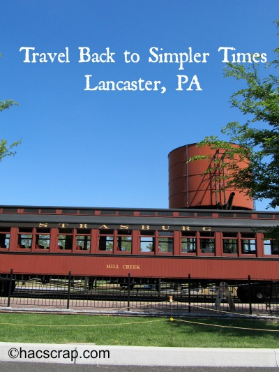 Ride the Rails in Lancaster PA