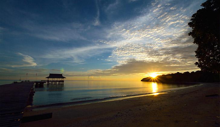 Pulau Tiga Hidden Paradise