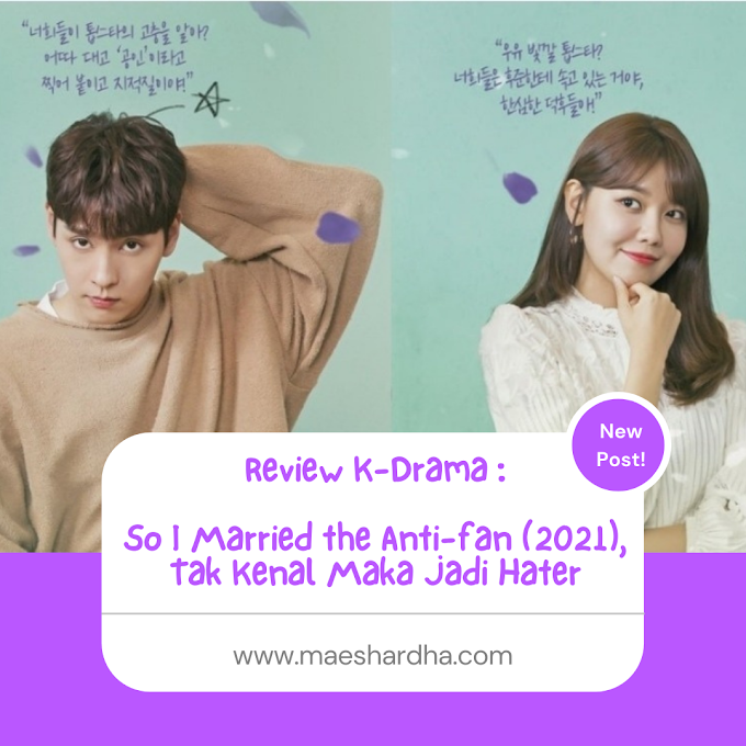 Review K-Drama : So I Married the Anti-fan (2021), Tak Kenal Maka Jadi Hater