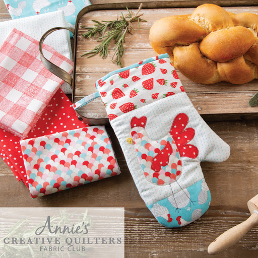 Annie's Creative Quilters Fabric Club