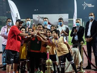 """""""الشباب والرياضة"""" تواصل فعاليات المشروع القومي لاكتشاف الموهوبين في كرة القدم بمركز شباب الجزيرة"""